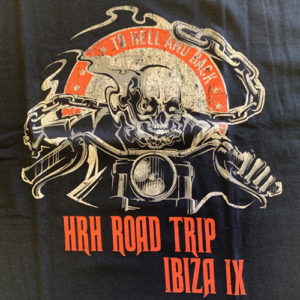 HRH ROAD TRIP